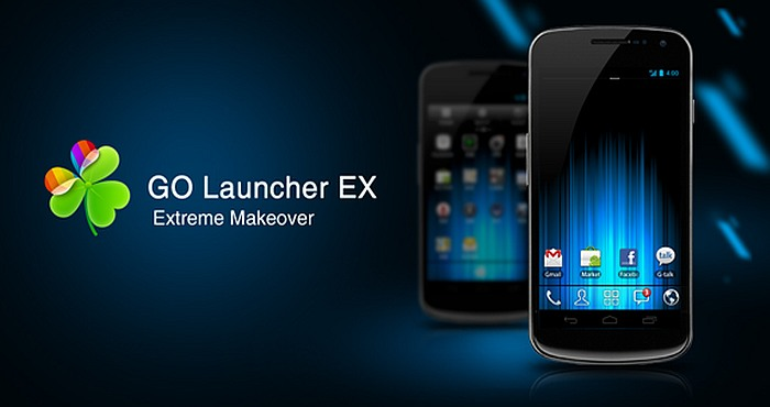 Download GO Launcher EX for Android Smartphones
