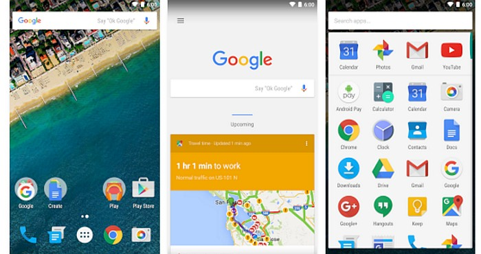 Download Google Now Launcher Free