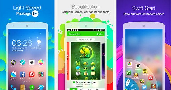 Download Hola Launcher App for Android